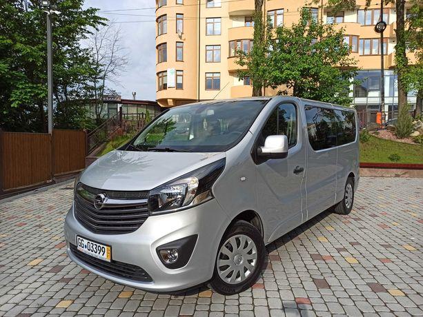 Продам OPEL VIVARO 2016 LONG Пассажир Renault Trafic Свежий с Германии