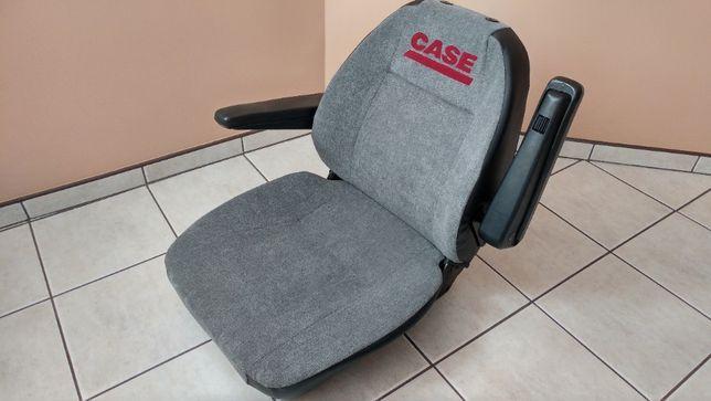 Fotel Case - tapicerka/obicie/pokrowiec koparko ładowarka Case 580
