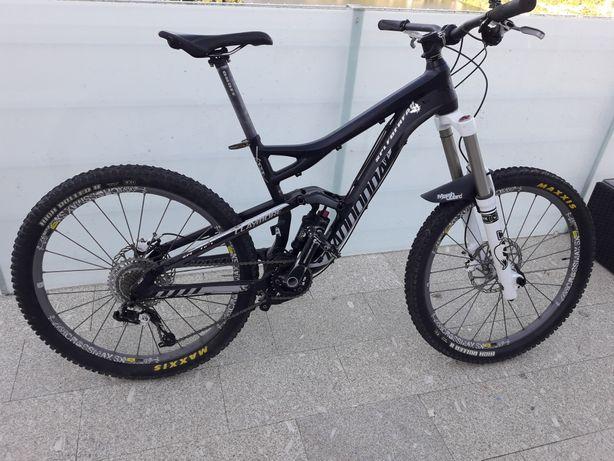 Bicicleta Cannondale claymore