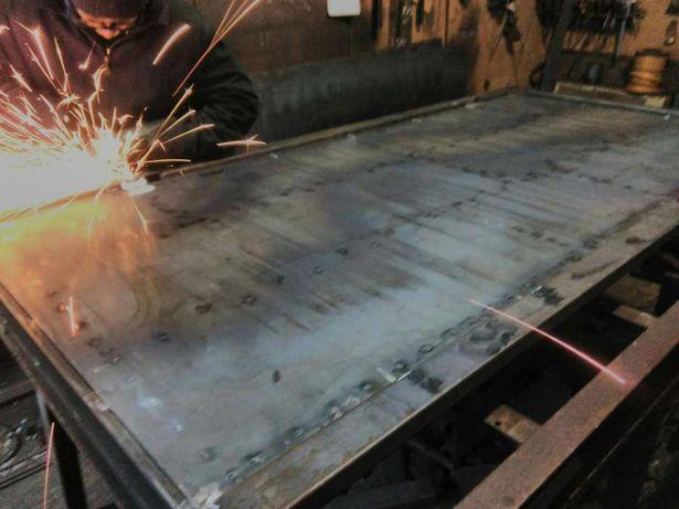 Производство и установка металлических дверей