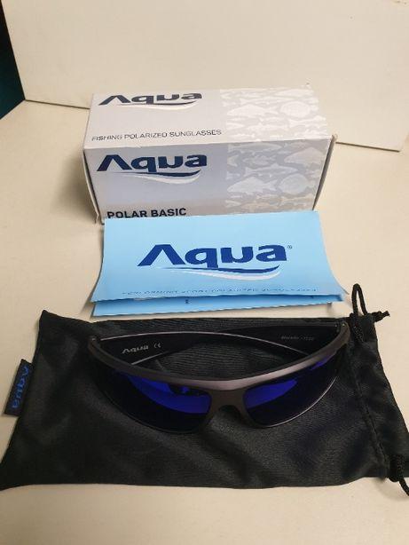 Wędkarskie Okulary Polaryzacyjne Aqua
