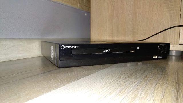 Odtwarzacz DVD Manta MVD064S