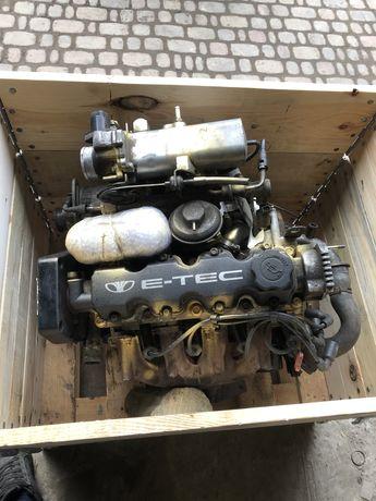 Двигун мотор двігатєль Dewoo Lanos Део Ланос 1.5/1.3