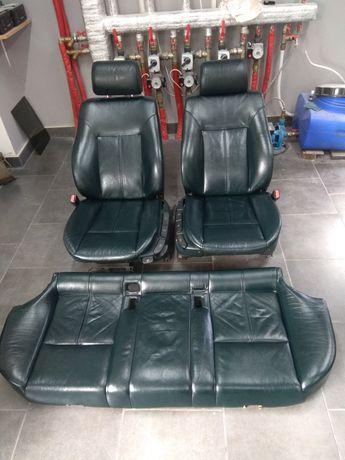 Продам кожаный салон БМВ е39
