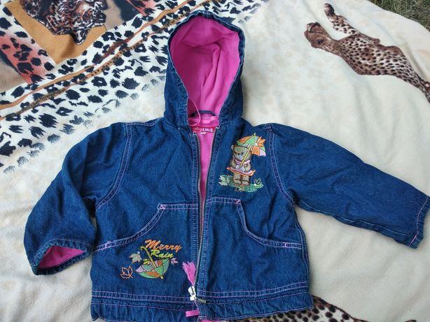Курточка Gloria Jeans на годик