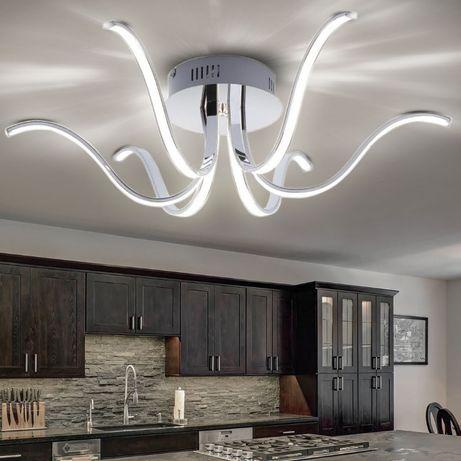 Nowość! Lampa sufitowa LED VALERINE Paul Neuhaus 15342-1 fale łuki
