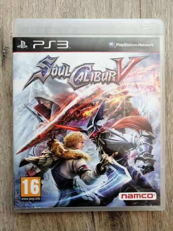 Gry na PS3, Soul Calibur V, Little Big Planet 2