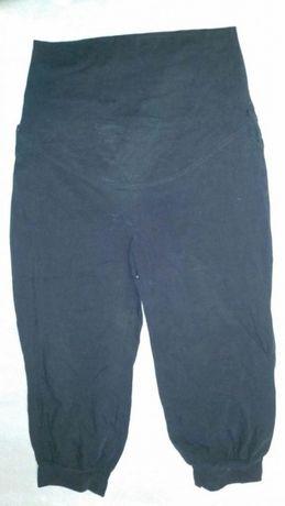 Spodnie czarne ciążowe 38 M