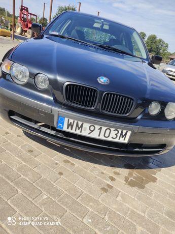BMW E46 1.8 compact