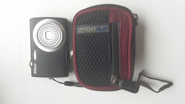 Aparat Nikon COOLPIX S203