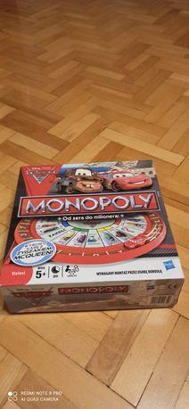 Gra Monopoly Cars