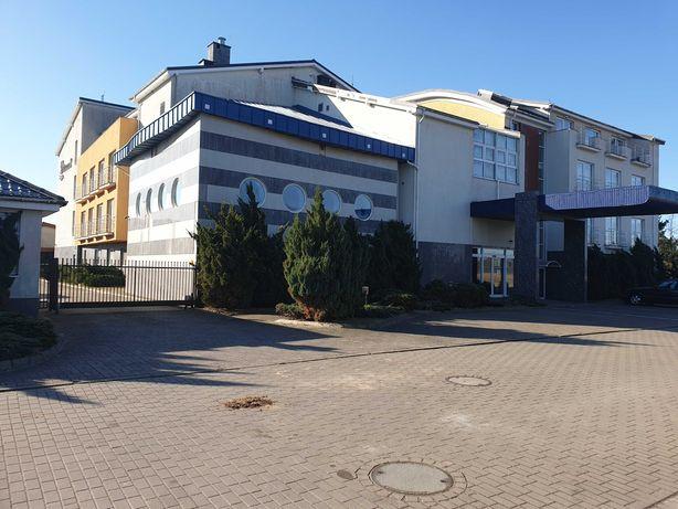 sprzedaż hotelu o nazwie Diament SPA w Grzybowie k/Kołobrzegu