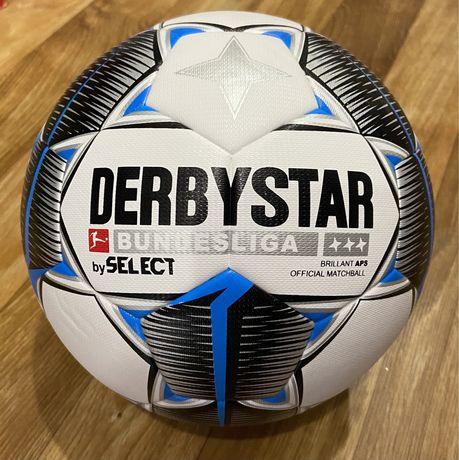 Мяч футбольный DERBYSTAR Bundesliga Brillant APS (размер 5)