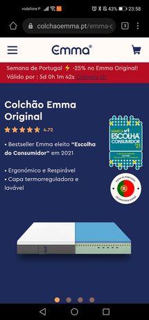 Emma Colchão/ Cama - desconto 20€ RNQCGBZRWRQA