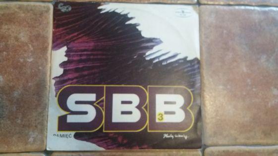 Płyty winylowe- SBB