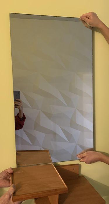 Зеркало с полкой Вышгород - изображение 1