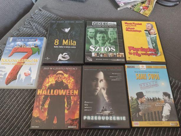 Płyty DVD różne