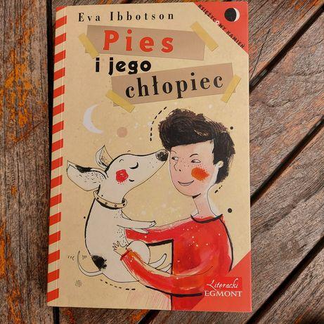 """Książka dla dzieci """"Piec i jego chłopiec"""""""