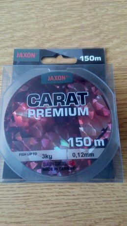 Żyłka Jaxon Carat Premium 0,12mm/ 150m