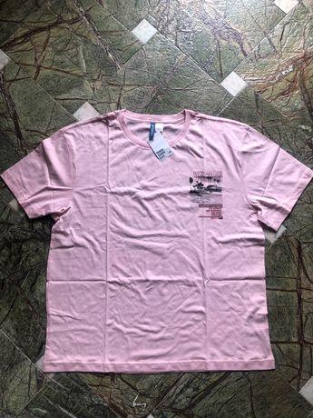 H&M футболка XL в упаковке, можно на подарок