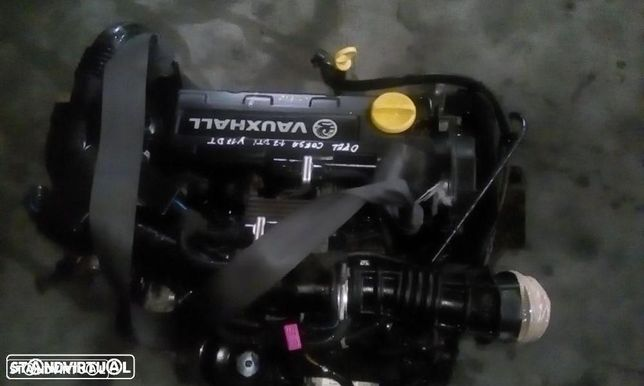 Motor Opel Corsa 1.7 DTi Ref: Y17DTL