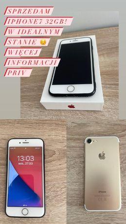 Telefon Iphone 7 32GB + Obudowy