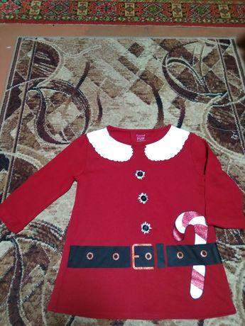 Новогодний костюм, свитер
