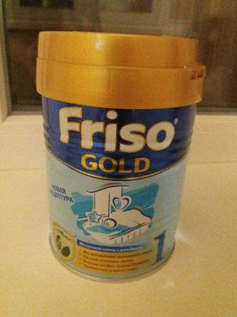 Смесь Friso Gold 1