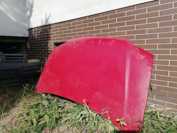 Wzmocnienie lampy chłodnice  zderzak VW caddy