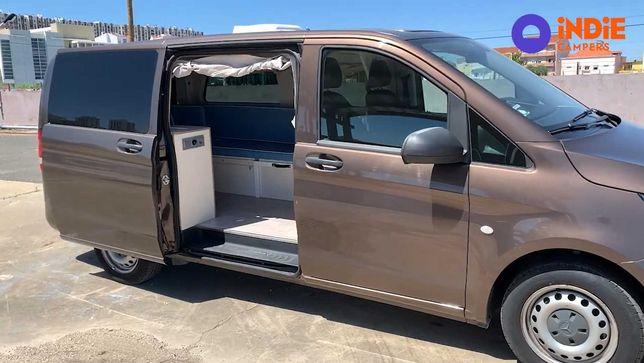 Autocaravana - Mercedes Vito L2-H1 1.6 109 34 CDi 88cv