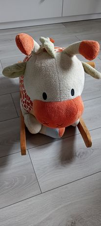 Żyrafa na biegunach