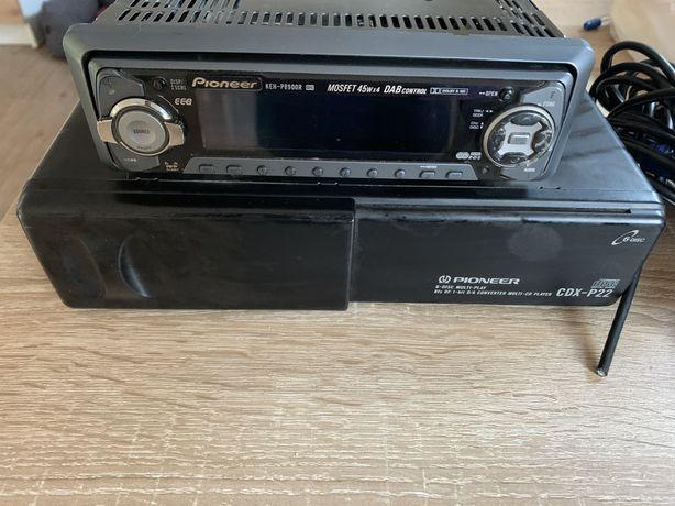 Radio zmieniarka pioneer
