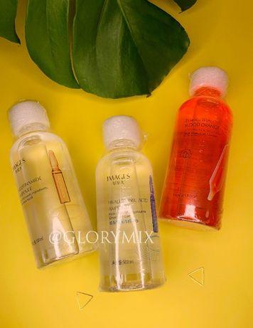 Гиалуроновая кислота для лица, тела, IMAGES, Биоаква, сыворотка 500 мл
