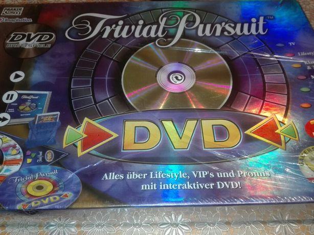 Trivial Pursuit DVD - nowa
