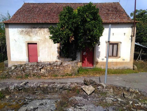Casa antiga em pedra