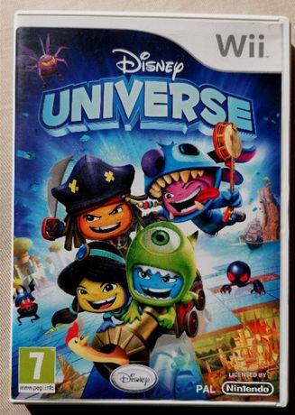 Disney Universe Wii (COMO NOVO)