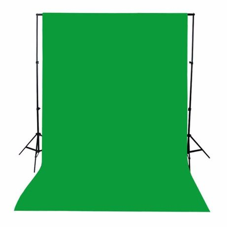 Зеленый фон Хромакей, chroma key, гринскрин, green screen.