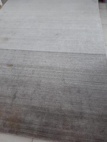 Dywan Shadow 240x340cm kolor szary cieniowany