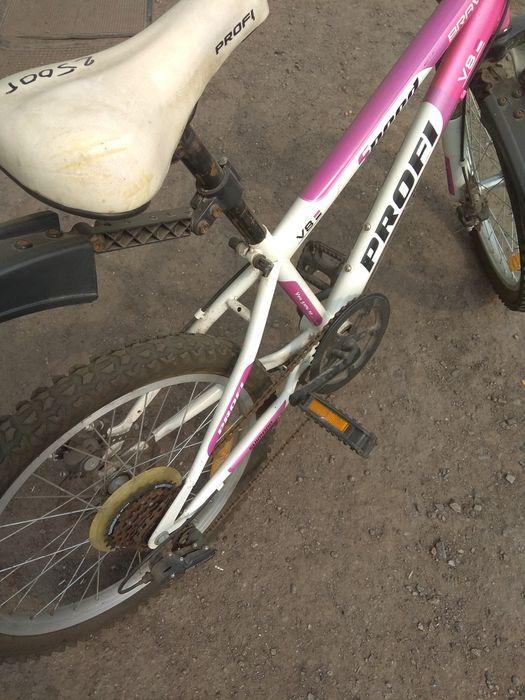 Велосипед спортивний дитячий бу дуже мало Богатое - изображение 1