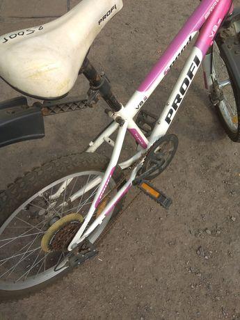 Велосипед спортивний дитячий бу дуже мало