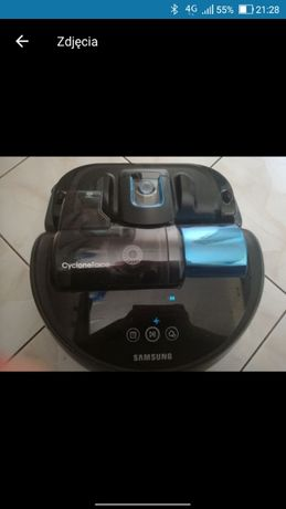 Odkurzacz power bot