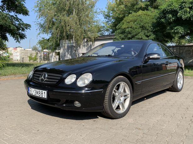Mercedes CL 600 możliwa zamiana