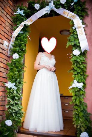 Suknia ślubna Alida