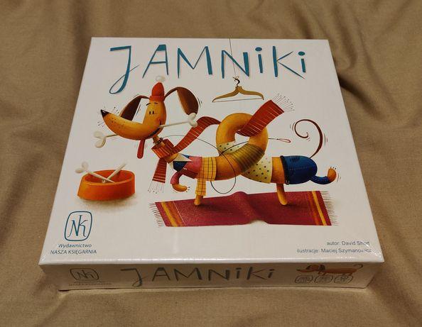 Nowa gra planszowa Jamniki