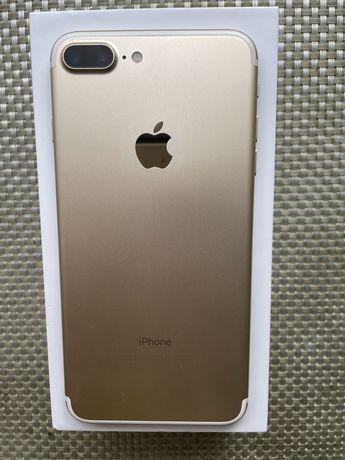 Продам свой Iphone 7 plus 128gb Gold