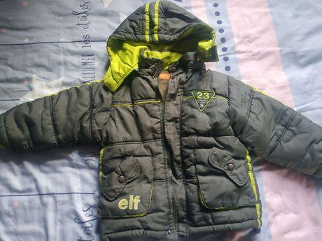 Куртка на мальчика 400 р