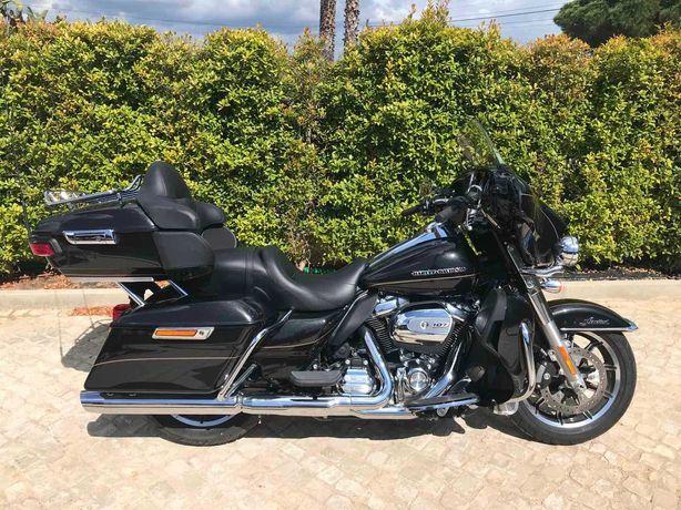 Harley-Davidson FLHT Ultra Limited