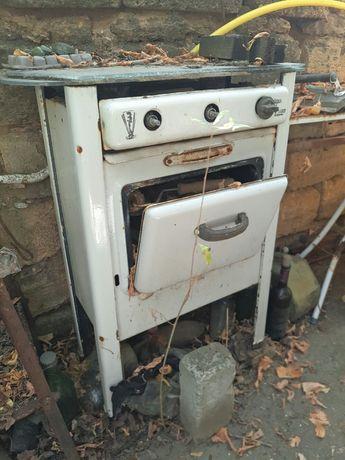 раритетная газовая плита