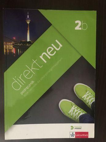 Podręcznik niemiecki direkt neu 2b