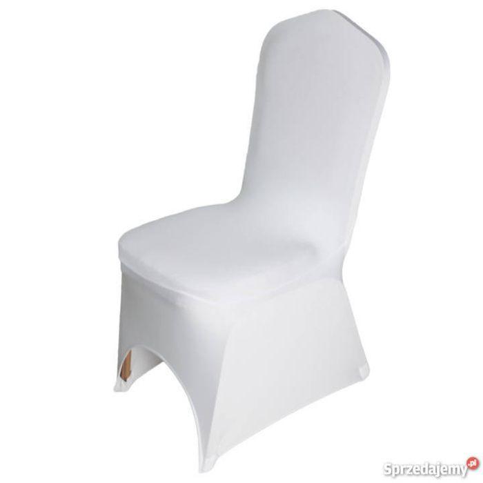 Pokrowce elastyczne na krzesła. Najtaniej! Super jakość! Legnica - image 1